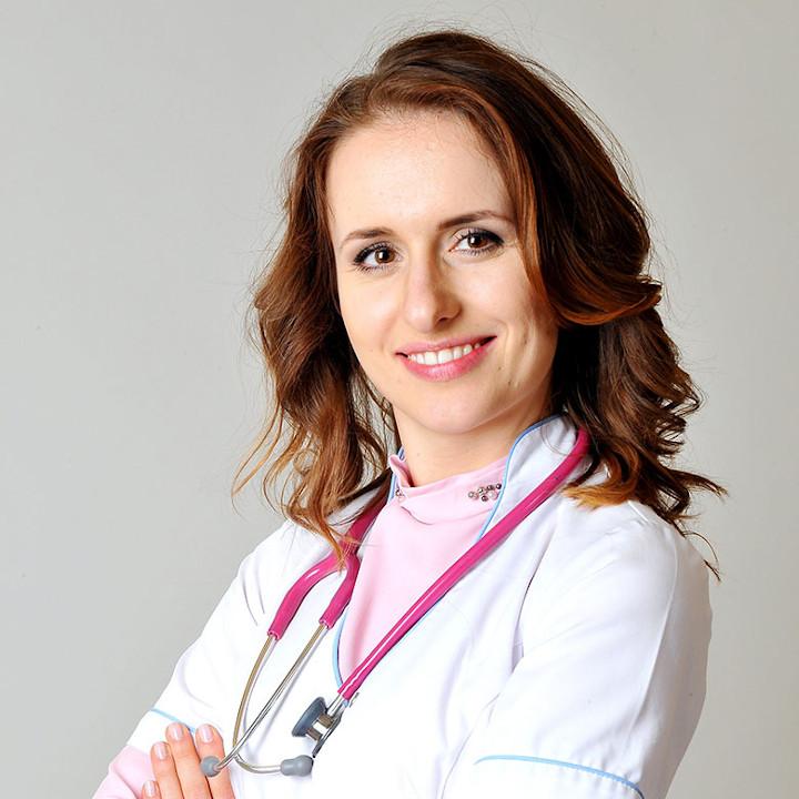 lek. Monika Działowska