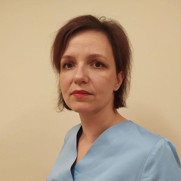mgr Agata Gładzka