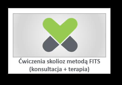 Ćwiczenia skolioz metodą FITS (konsultacja + terapia)