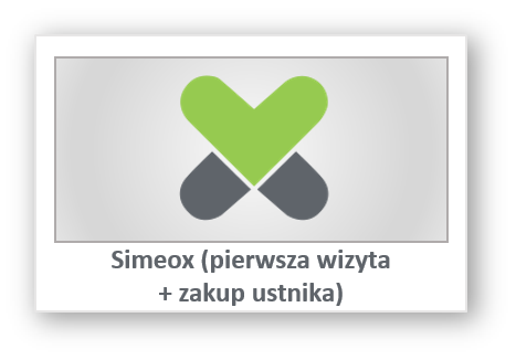Simeox (pierwsza wizyta z zakupem układu na 10 zabiegów)